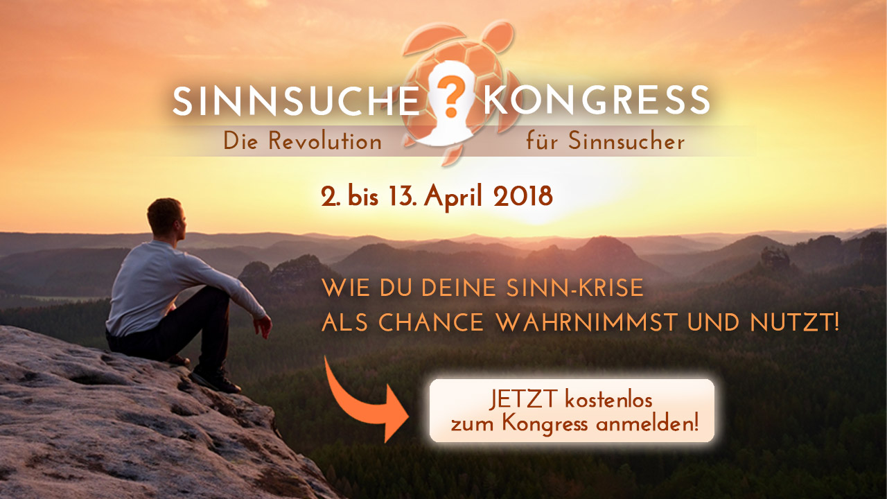 sinnsuche kongress