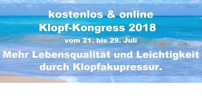 Klopf Online Kongress micheala thiede 2018