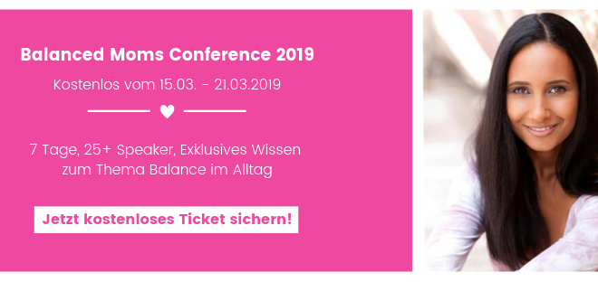 Balanced Moms Conference 2019