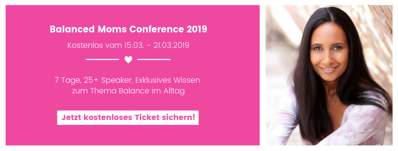 Balanced Moms Conference 2019