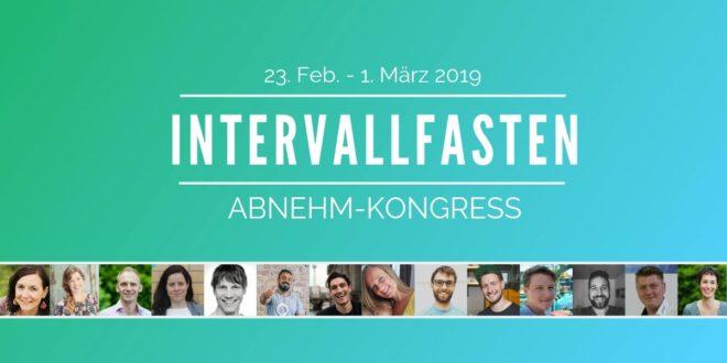 Intervallfasten Abnehm-Kongress