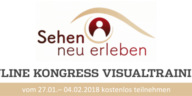 Visualtraining Online-Kongress