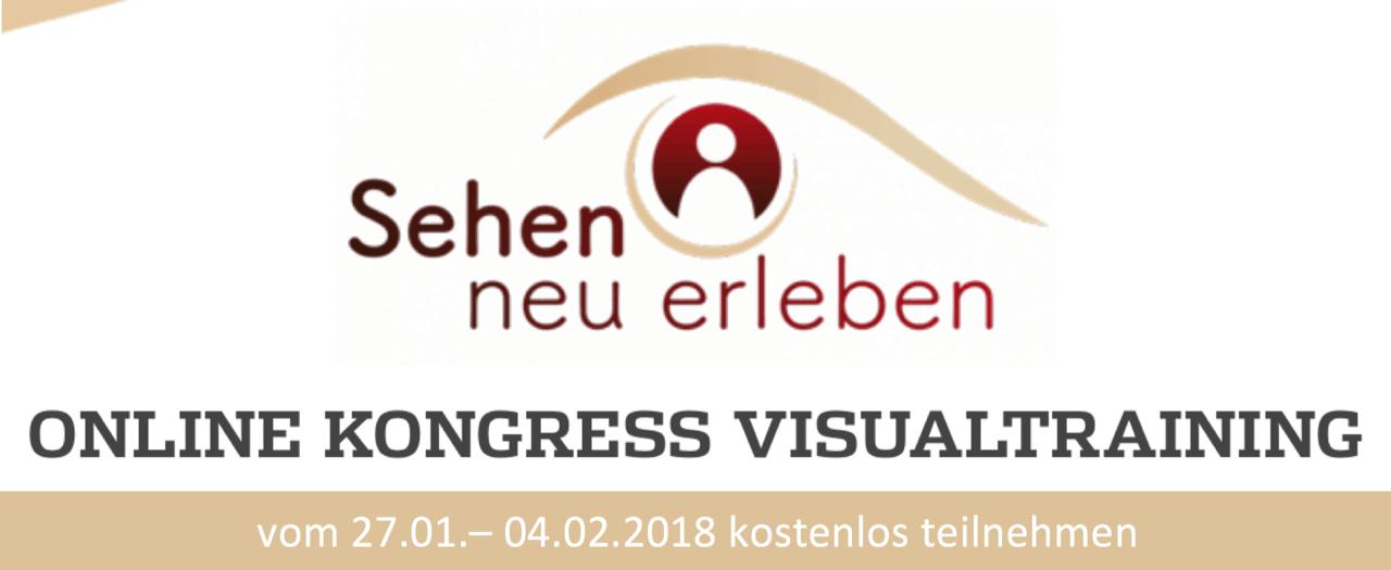 Visualtraining Online-Kongress