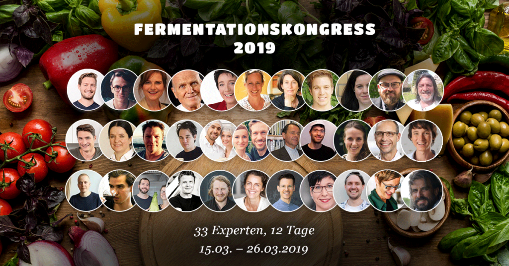 Fermentations kongress experten