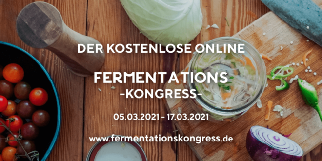 Fermentationskongress 2021