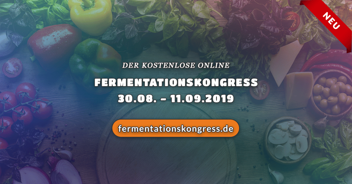 fermentationskongress August 2019