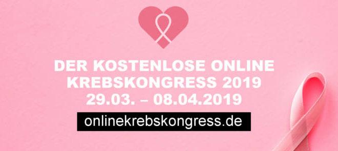 online krebs kongress 2019