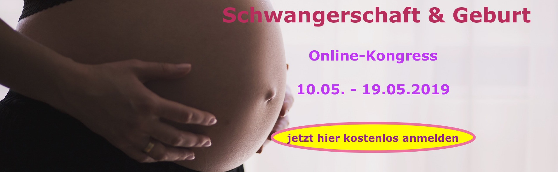 Schwangerschaft Geburt Online-Kongress
