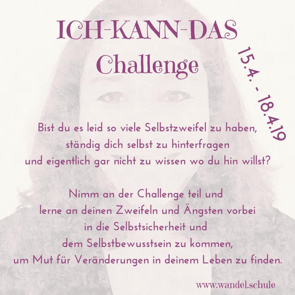 ICH-KANN-DAS-Challenge