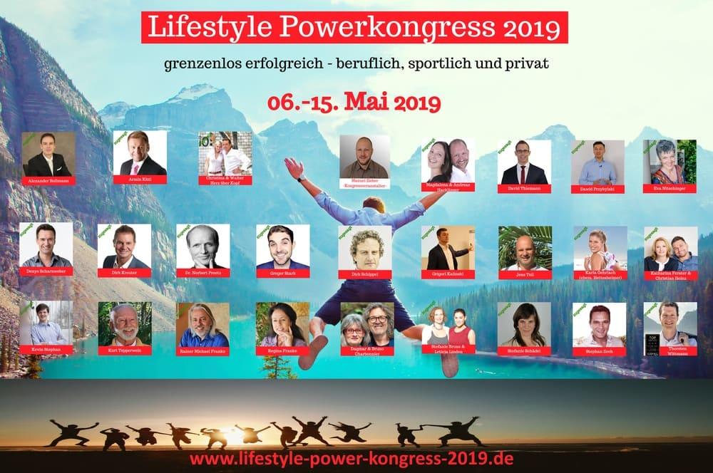 LIFESTYLE POWER ONLINE KONGRESS