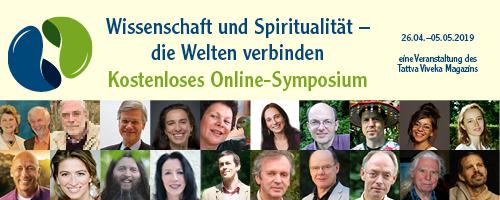 wissen und spiritualität symposium 2019