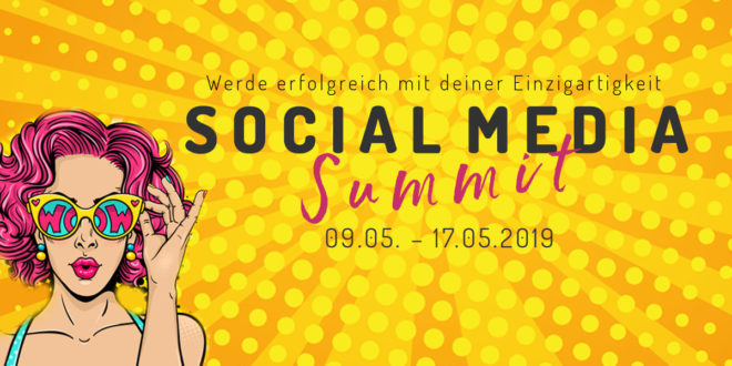 socialmedia summit kongress 2019