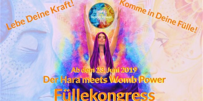 hara meets womb power füllekongress