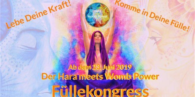 hara meets womb power füllekongress