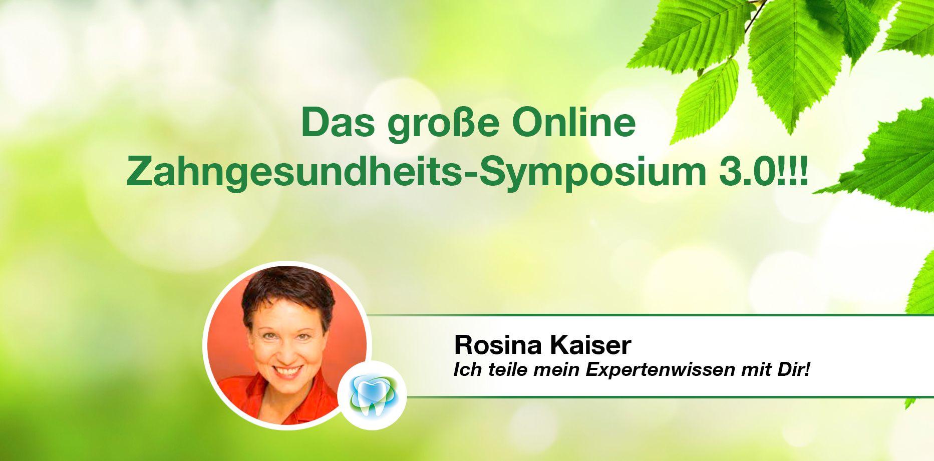 zahngesundheits symposium