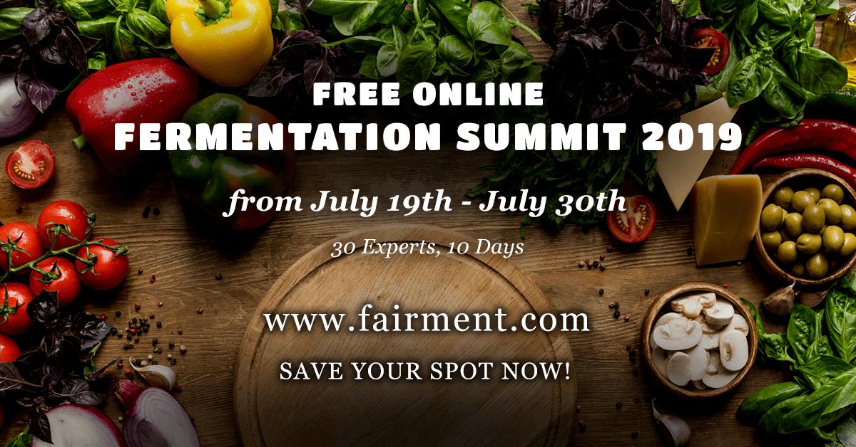 Fermentation Summit 2019 englisch