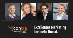 die contra 2020 Conversion und Traffic Konferenz