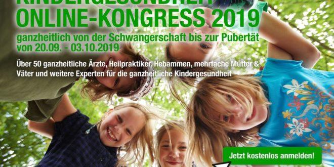 kindergesundheit online kongress 2019
