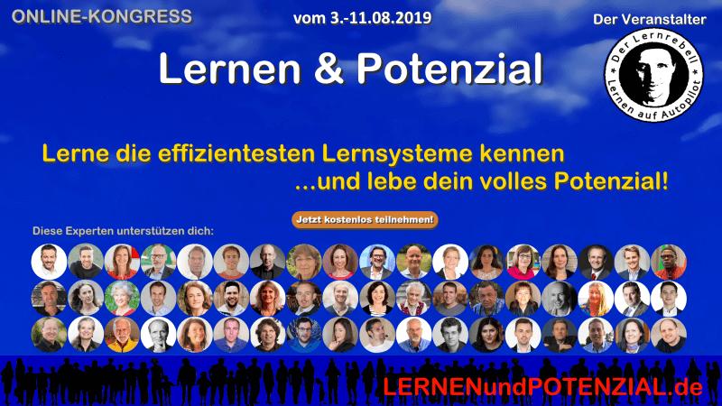 lernen & potenzial online Kongress 2019
