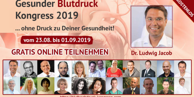 Gesunde Blutdruck-Kongress August 2019