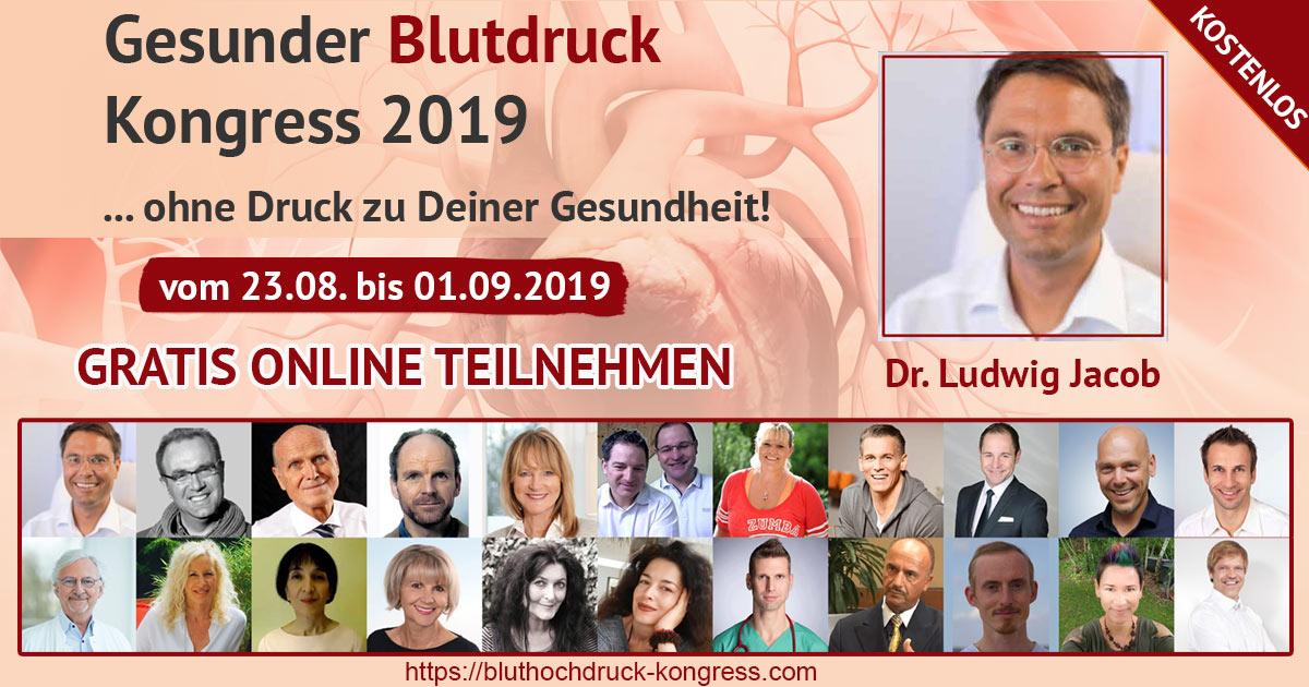Gesunde Blutdruck-Kongress August 2019
