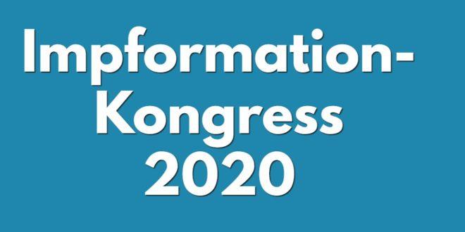 Impformationskongress der impf online kongress 2020