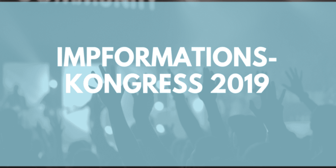 Impformationskongress der impf online kongress 2019