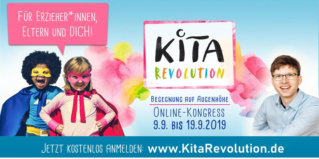 Kita Revolution 2019 Online-Kongress