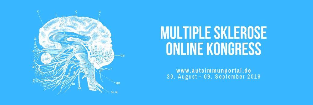 Multiplesklerose Online-Kongress 2019 MMS