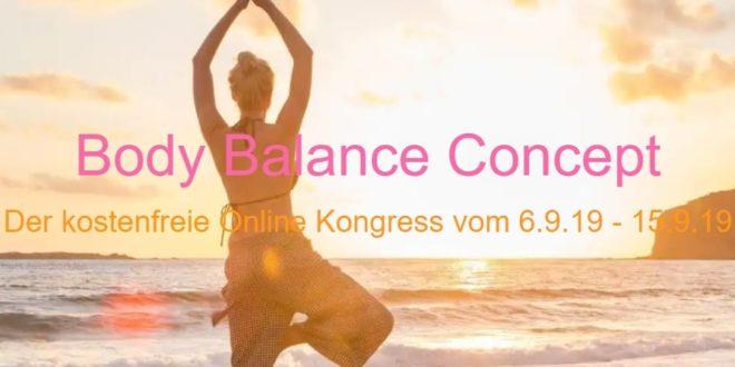 Body Balance Concept Online-Kongress 2019