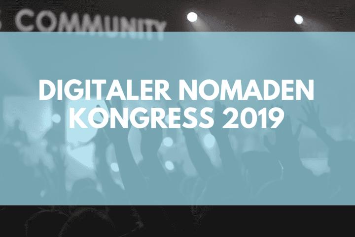 Digitaler Nomaden Kongress 2019