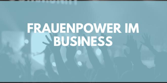 Frauenpower im Business Online Show 2019