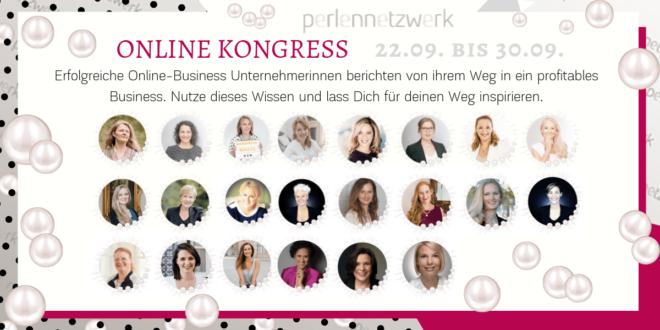 Perlen-netzwerk Kongress von Eva Abert und Natascha Heistrüvers