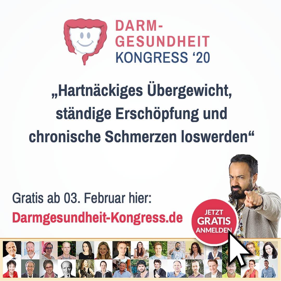 darmgesundheit kongress 2020