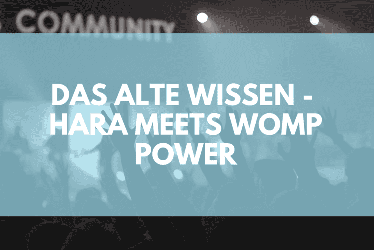 Das alte Wissen Online Kongress 2019 Hara Meets Womb power