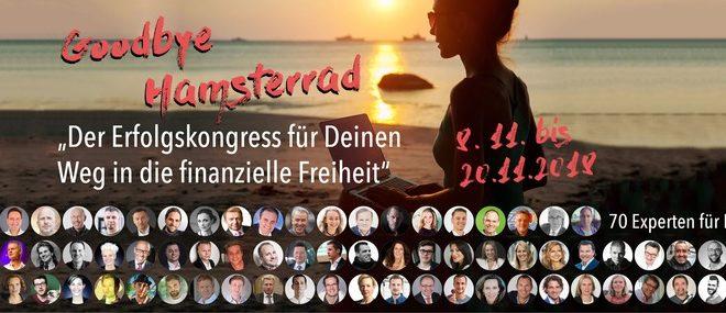 goodbye hamsterrad online kongress 2019 von Katja Jäger