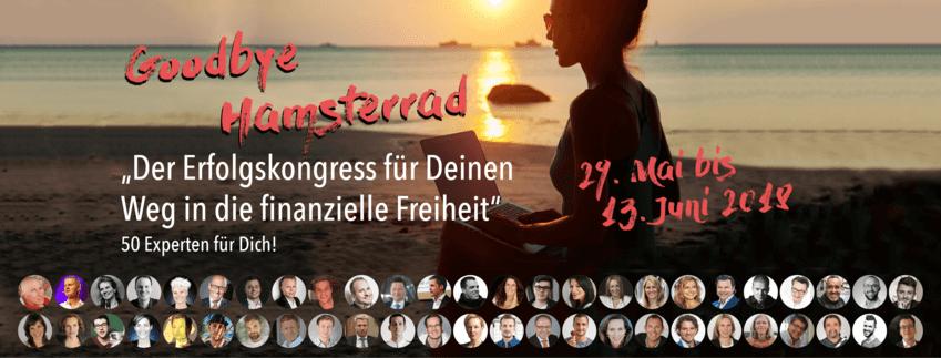 goodbye hamsterrad online kongress Der Erfolgskongress 2019