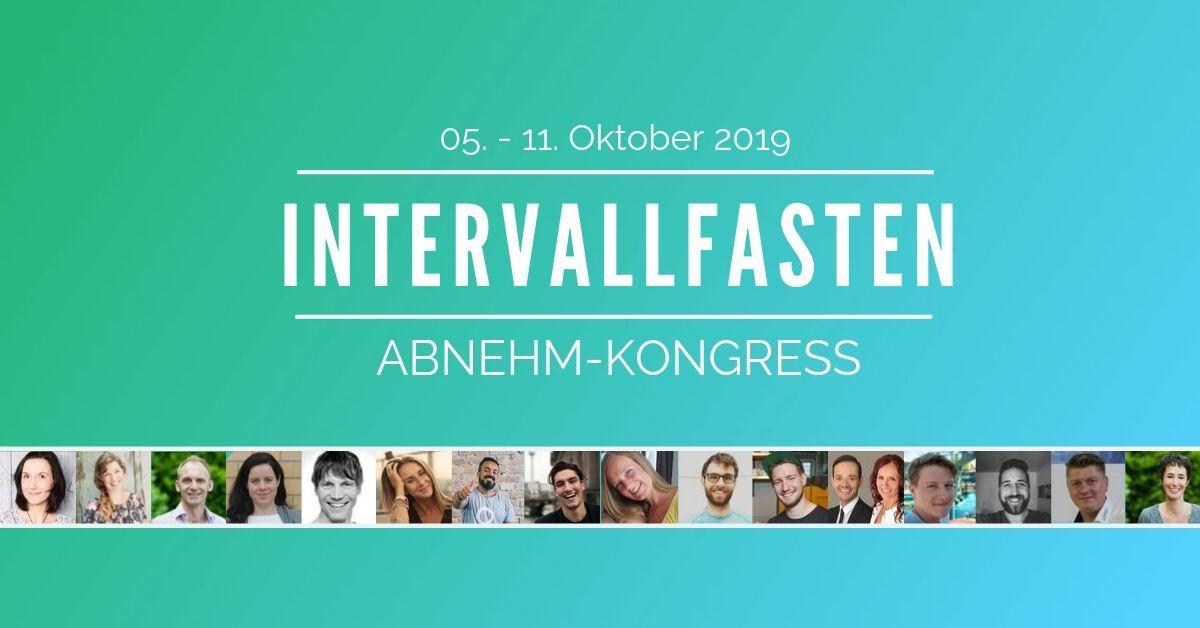 intervallfasten abnehm online kongress