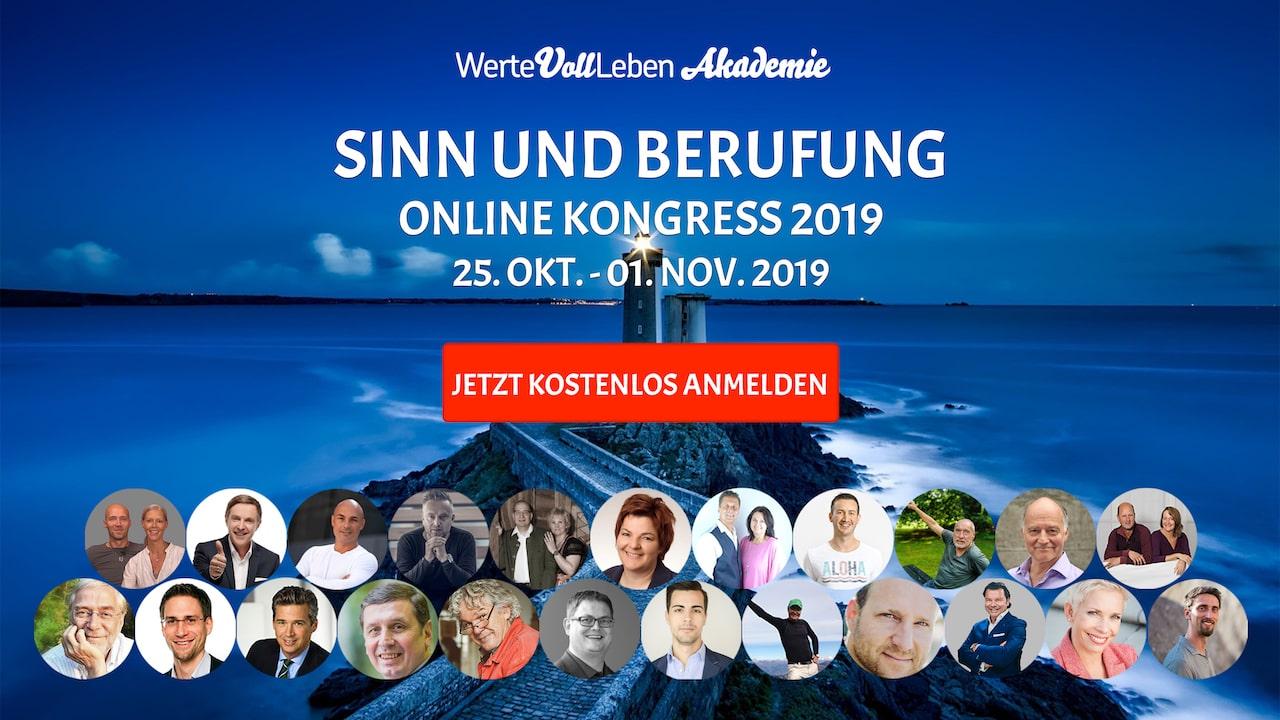 Sinn und Berufung Online-Kongress