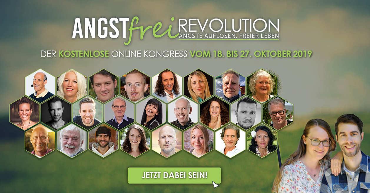 angstfrei-revolution Online kongress 2019