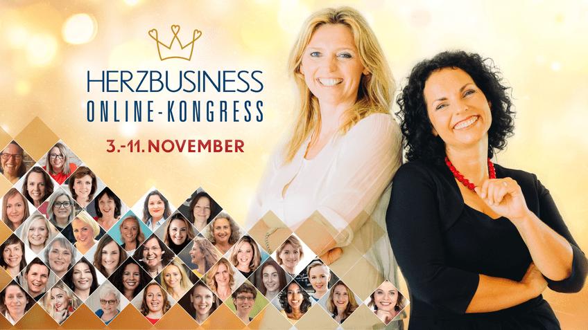 herzbusiness online kongress von Susanne Pillokat & Nicole Frenken