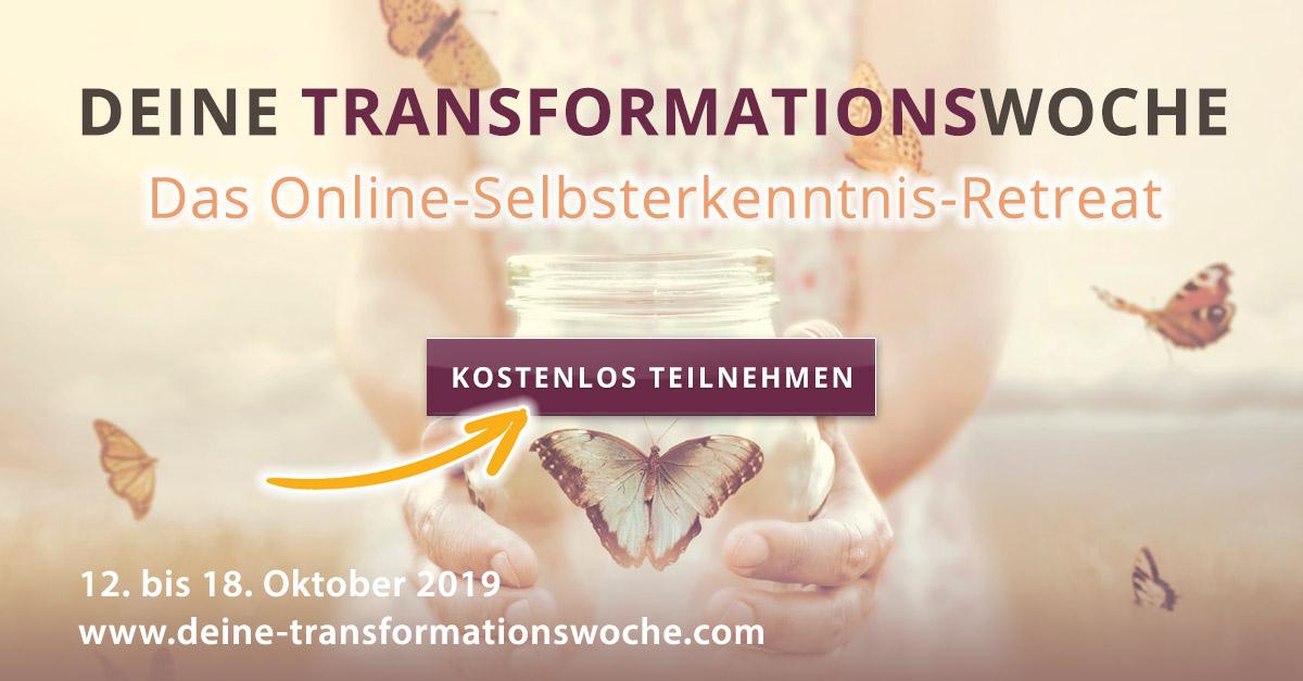 selbsterkenntnis-Retreat Transformationswoche von Equiano Intensio