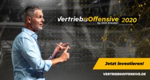 vertriebsoffensive 2020 von Dirk Kreuter Tickets und Programm