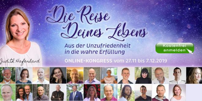 Die Reise Deines Lebens Online-kongress 2019