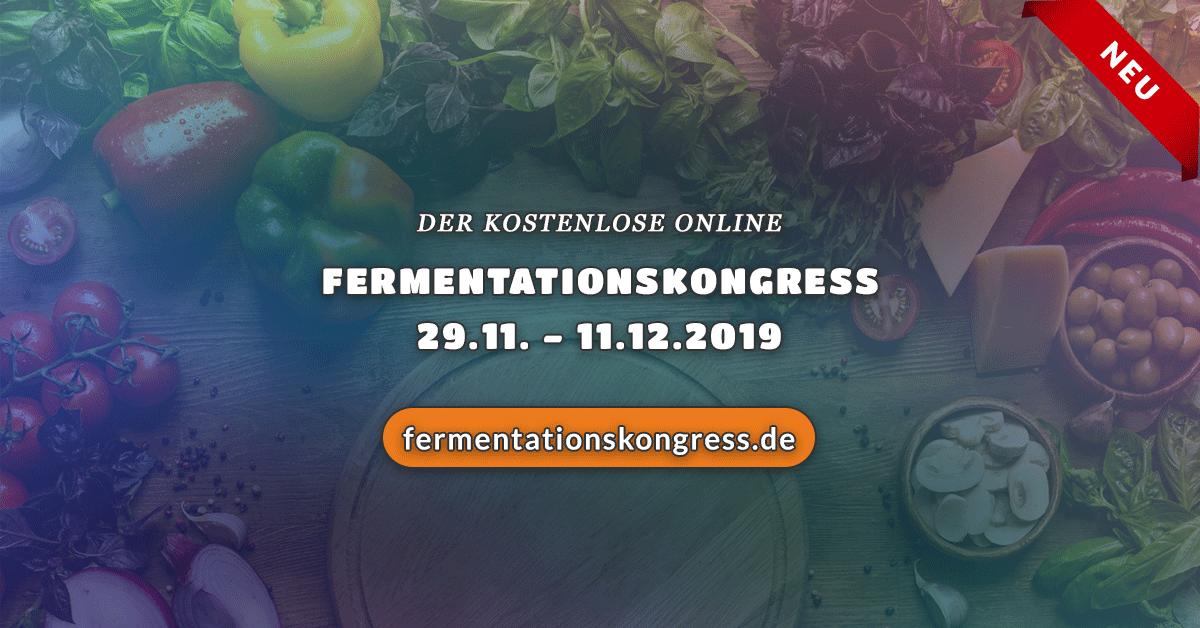 Online Fermentation-Kongress 2019