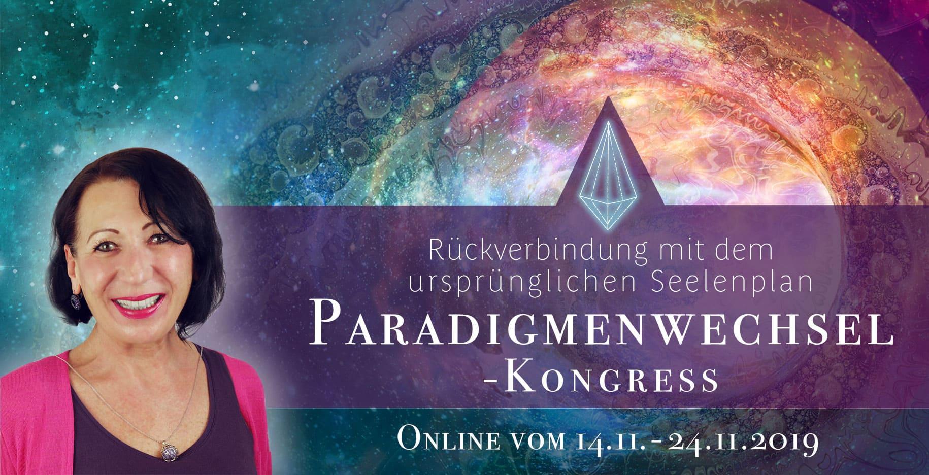 Paradigmenwechsel Online kongress 2019 von Roswitha Petri