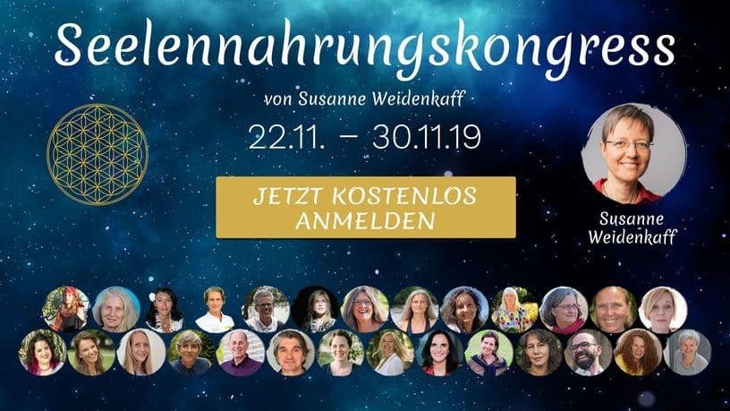 Seelennahrungs online-kongress 2019