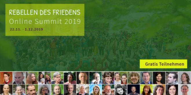 rebellen des friedens Online Summit November 2019