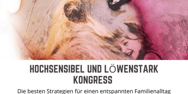 Online-Kongress hochsensibel und löwenstark