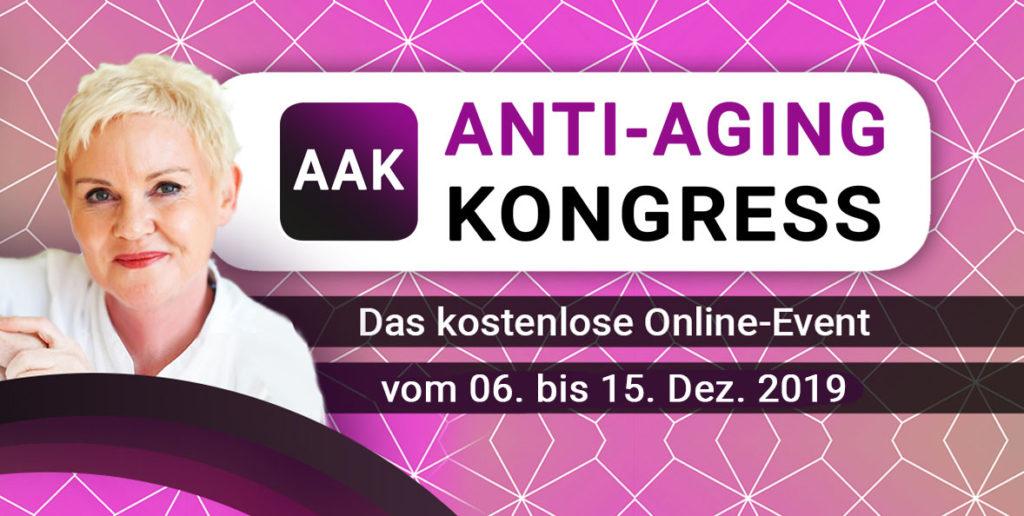 Anti-Aging Online-Kongress 2019